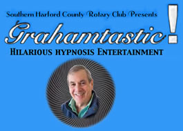 Graham Phillips Hypnosis Entertainment