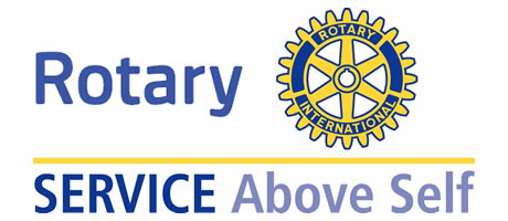 Rotary Motto: Service Above Self