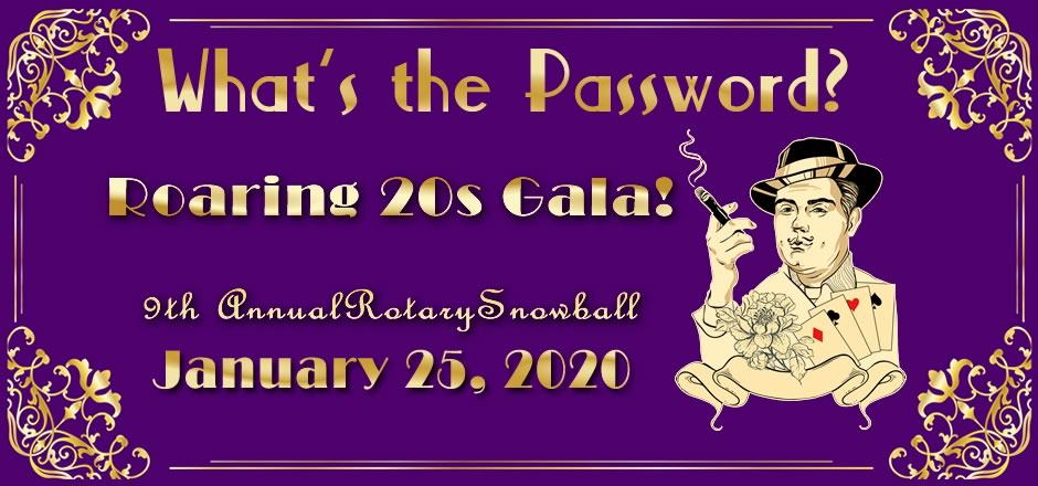 9th Annual Snowball January 25, 2020