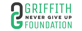 Griffith of the Never Give Up Foundation